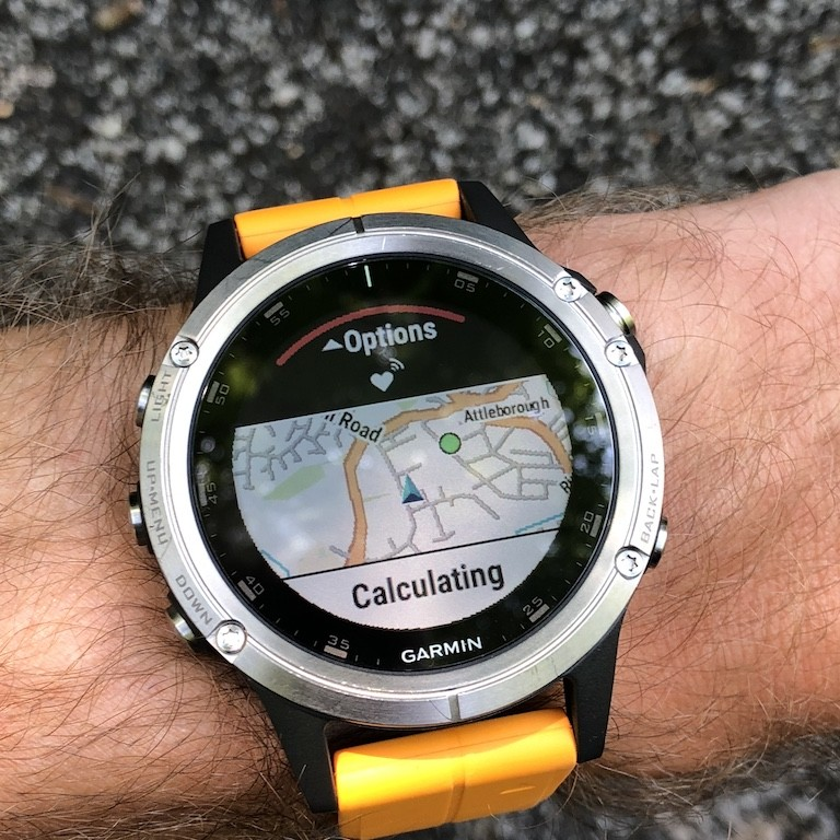 TitaniumGeek IMG 0200 Garmin Fenix 5 Plus Review: When More Can Mean Less Cycling Gear Reviews Heart Rate Monitors Running  Triathlon smart watch running Optical Heart Rate garmin Fenix cycling   Image of IMG 0200