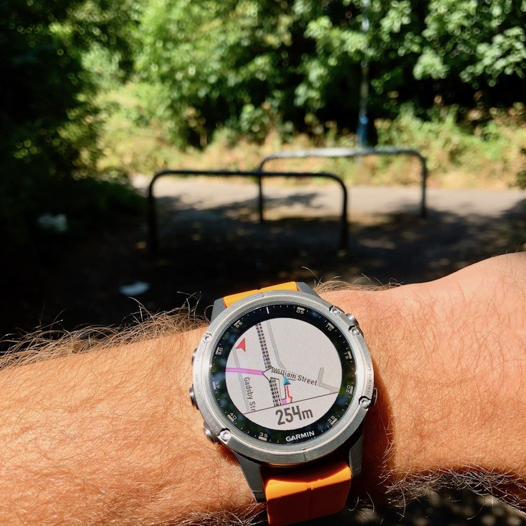 TitaniumGeek IMG 0215 Garmin Fenix 5 Plus Review: When More Can Mean Less Cycling Gear Reviews Heart Rate Monitors Running  Triathlon smart watch running Optical Heart Rate garmin Fenix cycling   Image of IMG 0215