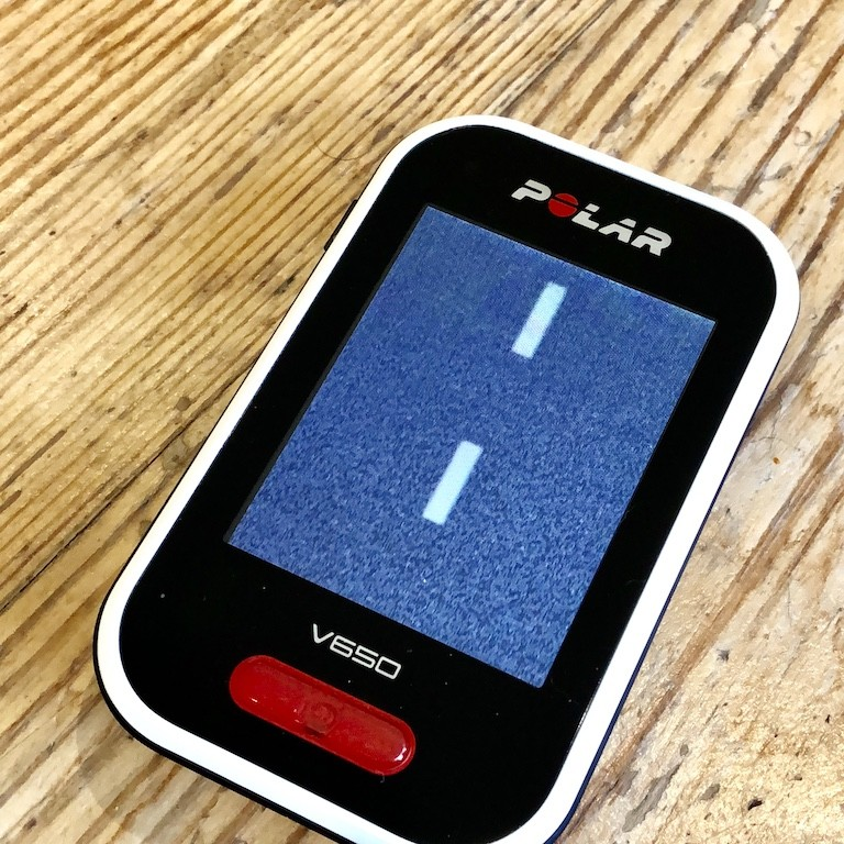 TitaniumGeek IMG 0275 Polar V650 2018 Cycling Computer Review Cycling Cycling Computers and GPS Units Gear Reviews  Polar GPS cycling   Image of IMG 0275