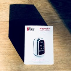 Masimo MightySat Review – Pulse Oximeter for Work and Play