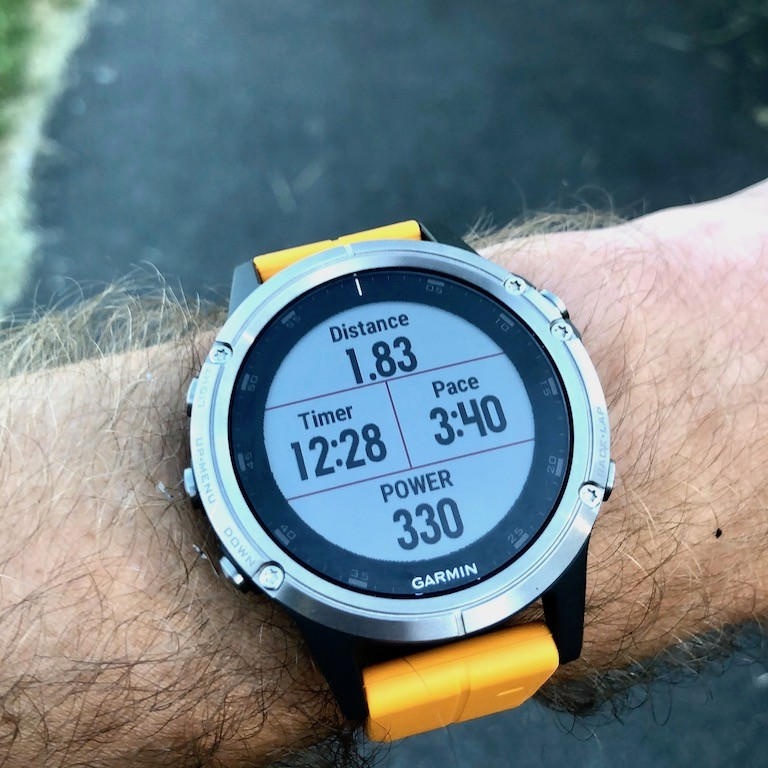 TitaniumGeek IMG 0383 Garmin Fenix 5 Plus Review: When More Can Mean Less Cycling Gear Reviews Heart Rate Monitors Running  Triathlon smart watch running Optical Heart Rate garmin Fenix cycling   Image of IMG 0383