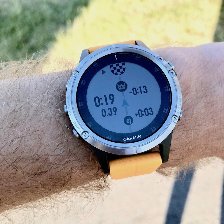 TitaniumGeek IMG 0400 Garmin Fenix 5 Plus Review: When More Can Mean Less Cycling Gear Reviews Heart Rate Monitors Running  Triathlon smart watch running Optical Heart Rate garmin Fenix cycling   Image of IMG 0400