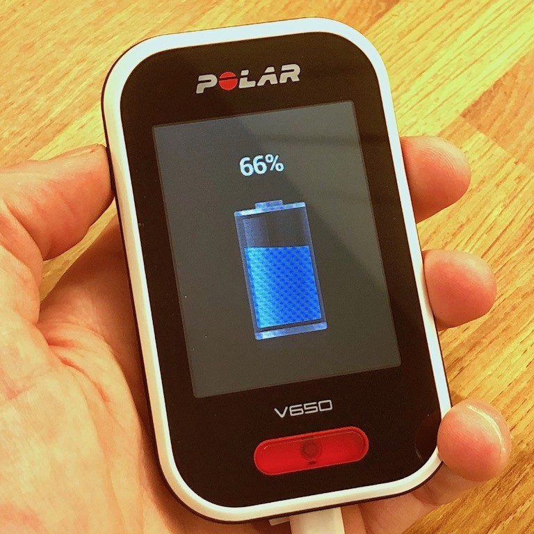TitaniumGeek IMG 4988 2 Polar V650 2018 Cycling Computer Review Cycling Cycling Computers and GPS Units Gear Reviews  Polar GPS cycling   Image of IMG 4988 2