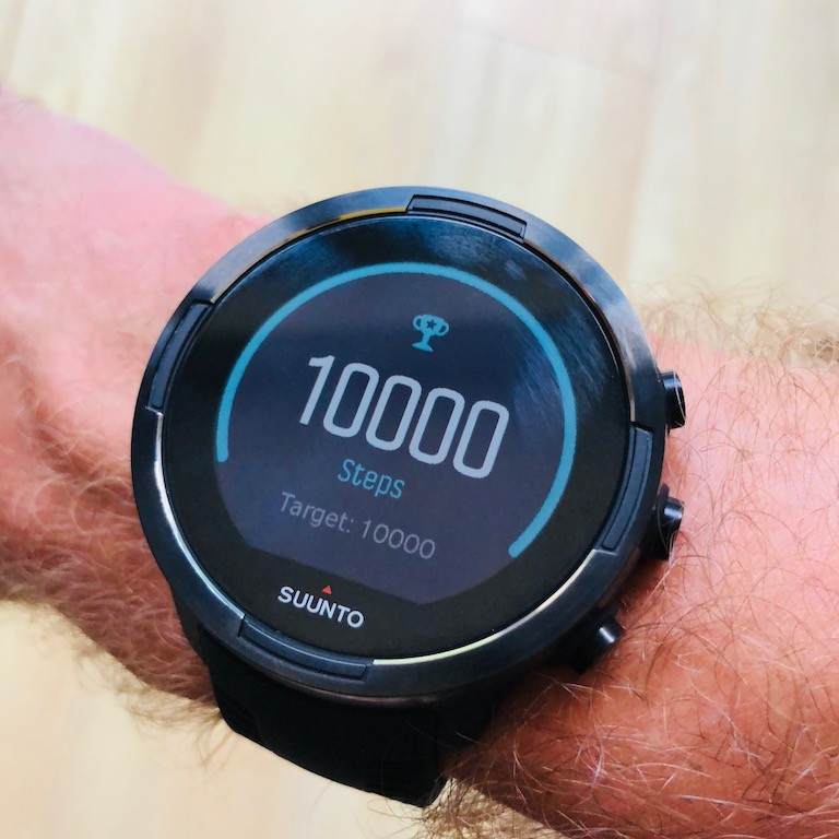 TitaniumGeek IMG 0053 Suunto 9 Multisport GPS Watch Review   Biggest Battery Wins! Cycling Gear Reviews Heart Rate Monitors Running Sports Watches  watch Suunto running optical HRM multisport HRM GPS   Image of IMG 0053