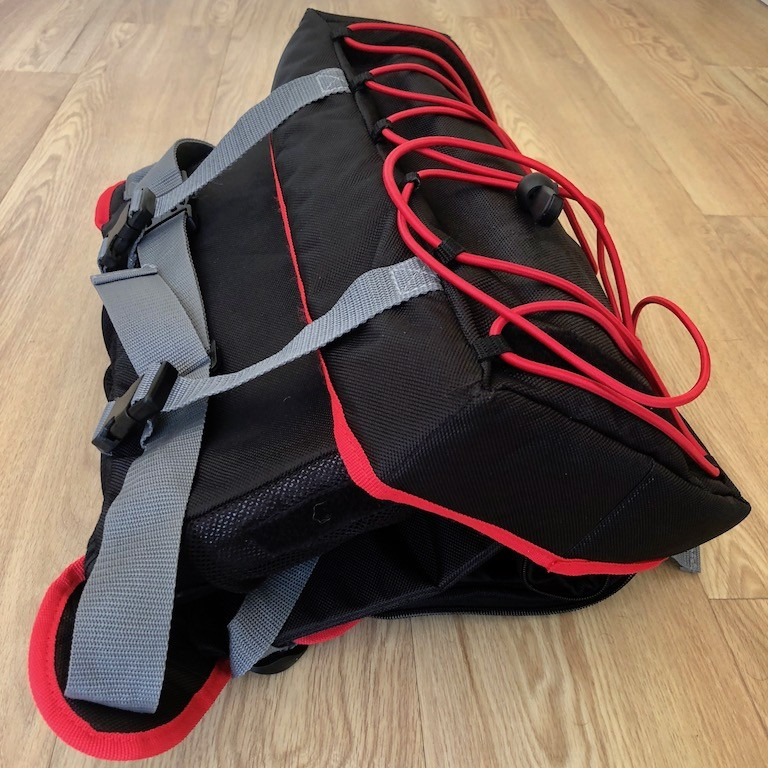 TitaniumGeek IMG 0248 Elite Tri Box Review   One Bag to Hold It All! Gear Reviews Running Sports Articles Triathlon  Triathlon swimming running racing equipment elite cycling   Image of IMG 0248