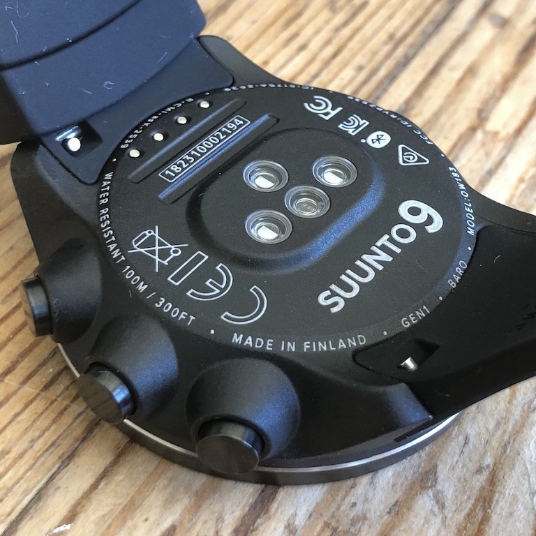TitaniumGeek IMG 0509 2 Suunto 9 Multisport GPS Watch Review   Biggest Battery Wins! Cycling Gear Reviews Heart Rate Monitors Running Sports Watches  watch Suunto running optical HRM multisport HRM GPS   Image of IMG 0509 2