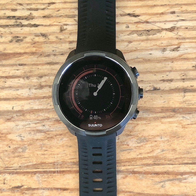 TitaniumGeek IMG 0523 Suunto 9 Multisport GPS Watch Review   Biggest Battery Wins! Cycling Gear Reviews Heart Rate Monitors Running Sports Watches  watch Suunto running optical HRM multisport HRM GPS   Image of IMG 0523