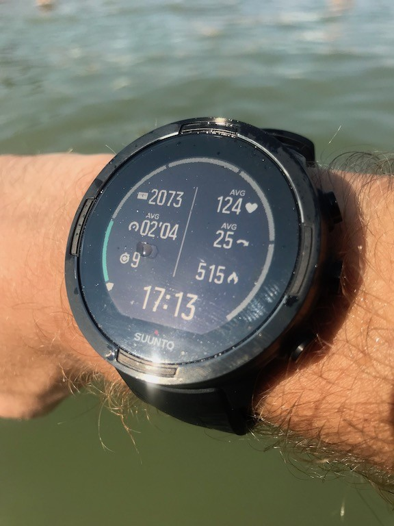 TitaniumGeek IMG 4969 1 Suunto 9 Multisport GPS Watch Review   Biggest Battery Wins! Cycling Gear Reviews Heart Rate Monitors Running Sports Watches  watch Suunto running optical HRM multisport HRM GPS   Image of IMG 4969 1