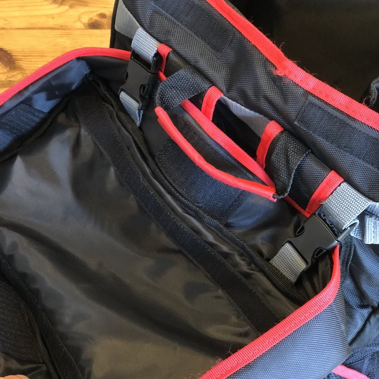 TitaniumGeek IMG 9875 Elite Tri Box Review   One Bag to Hold It All! Gear Reviews Running Sports Articles Triathlon  Triathlon swimming running racing equipment elite cycling   Image of IMG 9875