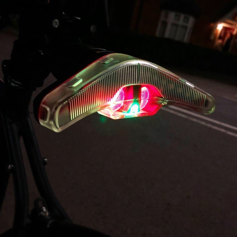 TitaniumGeek IMG_3331 Blinkers by Velohub Review: Big, Bright and lights cycling commuting