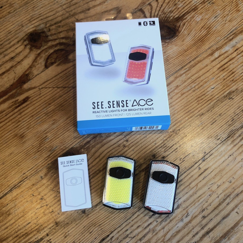 TitaniumGeek IMG_3585 See.Sense ACE Review - Smart Bike Lights cycling bike light AI