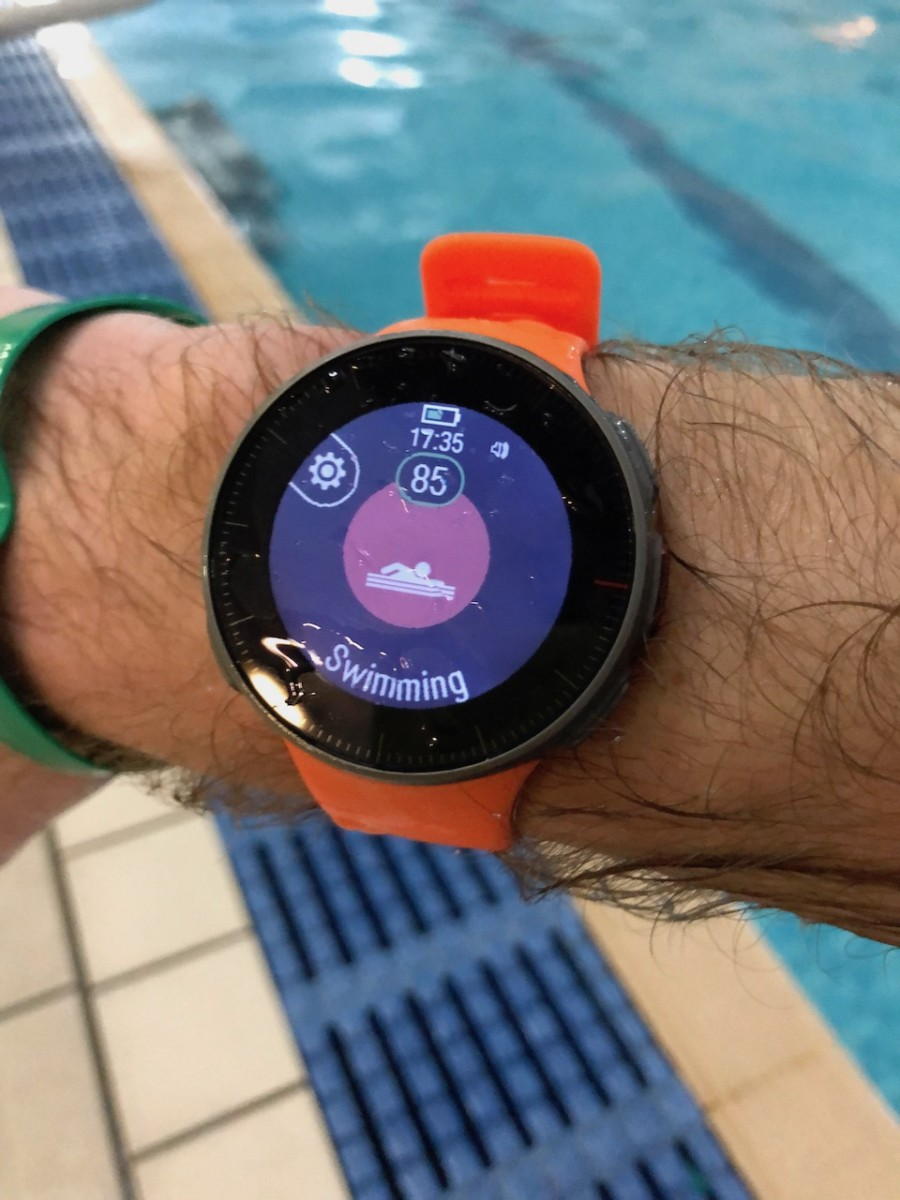 TitaniumGeek IMG 0199 Polar Vantage V Review   A Garmin Killer? Cycling Gear Reviews Heart Rate Monitors Running  running Polar HRM garmin cycling apple watch   Image of IMG 0199
