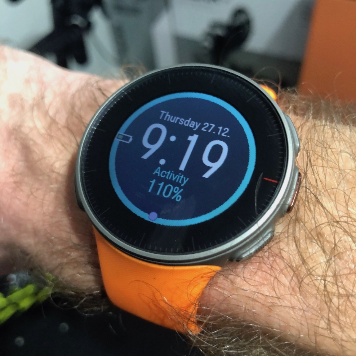 TitaniumGeek IMG 7904 Polar Vantage V Review   A Garmin Killer? Cycling Gear Reviews Heart Rate Monitors Running  running Polar HRM garmin cycling apple watch   Image of IMG 7904