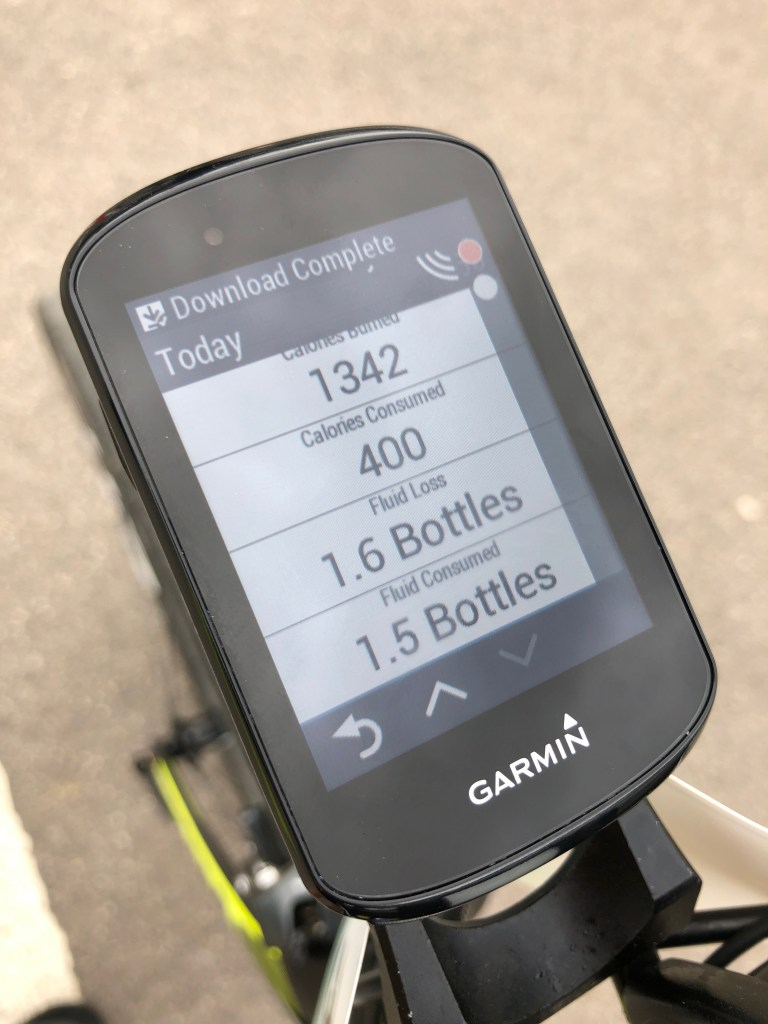 TitaniumGeek IMG 6800 Garmin Edge 830 Review   A great update, but still using old tech! Cycling Cycling Computers and GPS Units Gear Reviews  GPS Cycling computer   Image of IMG 6800