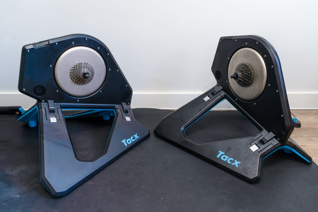 TitaniumGeek Tacx Neo 2T Review TitaniumGeek Tacx NEO 2T Smart Trainer Review | ZWIFT GEAR TEST Cycling Gear Reviews Smart Trainers  Zwift Tacx Smart trainer   Image of Tacx Neo 2T Review TitaniumGeek