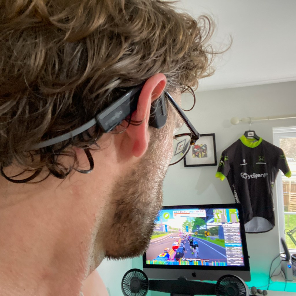TitaniumGeek IMG 1095 Aftershokz Openmove Review |The Value Sweat Spot for Bone Conduction Headphones? Audio Gear Reviews Running    Image of IMG 1095