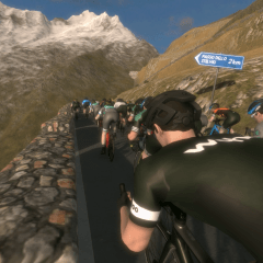TitaniumGeek Stelvio 11 1 Zwift Running With The NPE Runn Treadmill Sensor Review Running Zwift  Zwift running   Image of Stelvio 11 1
