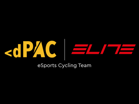 TitaniumGeek dPAC Elite 2 Zwift   Jedi Drafting Skills Cycling Indoor cycling Smart Trainers Turbo training Turbo Training Zwift  zwift racing Zwift pace partners gaming esport eracing drafting. cadence sport bike fit   Image of dPAC Elite 2