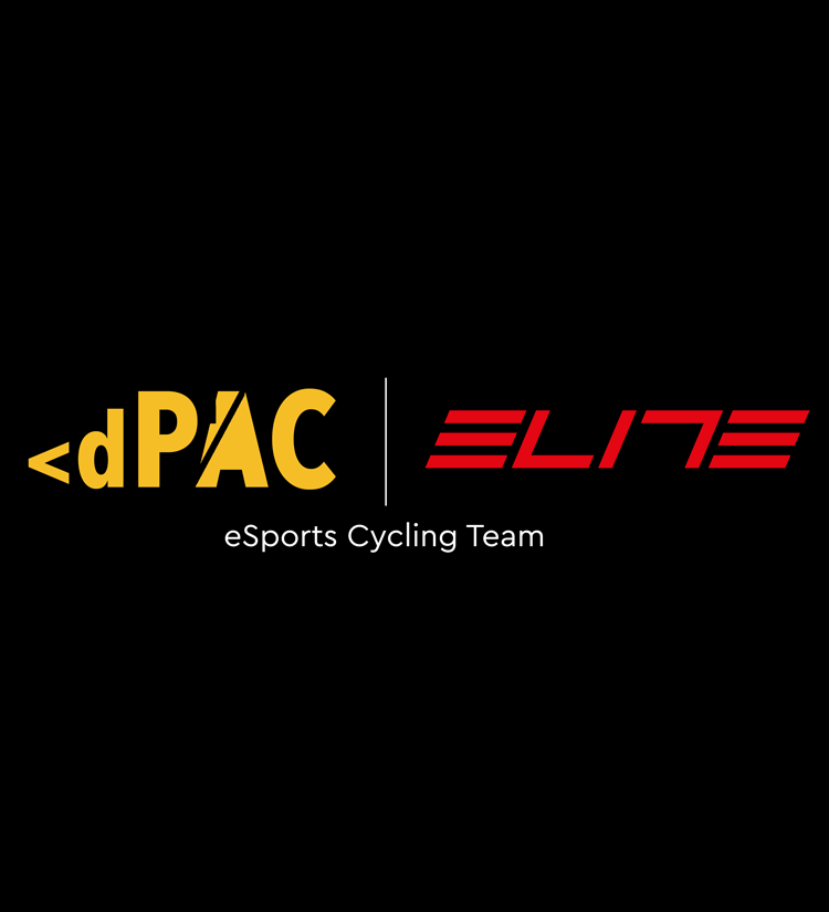 TitaniumGeek dPAC Elite 2 Elite sponsor their first ever eSports team Cycling Indoor cycling Smart Trainers Turbo training Turbo Training Zwift  Zwift turbo trainers smart trainers eracing Elite Direto elite cycling dPAC   Image of dPAC Elite 2