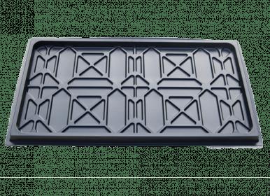 Titan 7,000 lb Parking Lift Drip Trays - 3 Pack