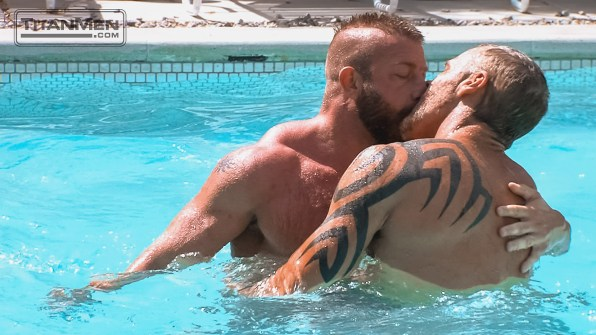 "Hunter Marx and Dallas Steele In ""Break A Sweat"" from TitanMen"