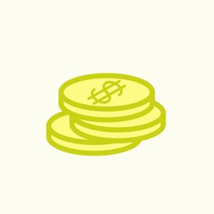coins, money, financial