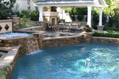 custom pool orange county