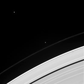 Epimetheus and Pandora on May 3, 2014