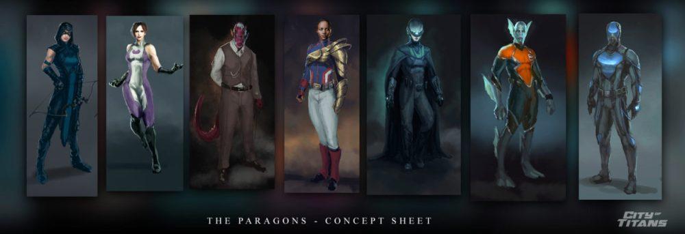 les_paragons_concept