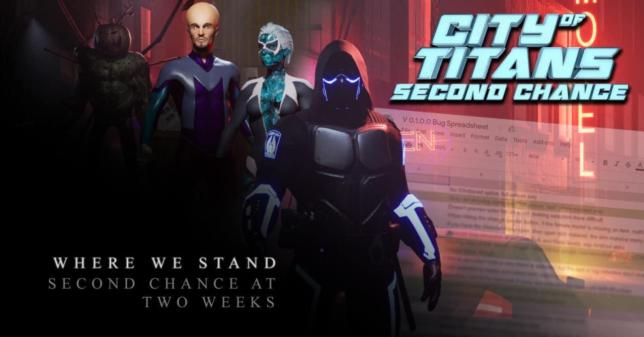 présentation de la seconde chance pour acheter city of titans