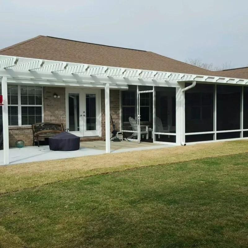 patio covers galore
