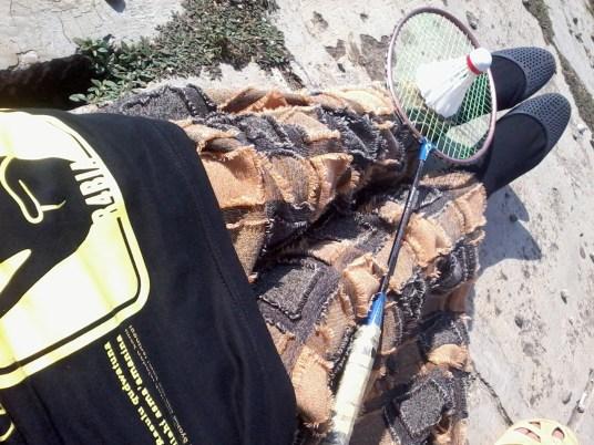 badminton di tegalega