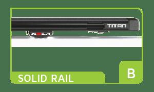 Rola Solid Rail