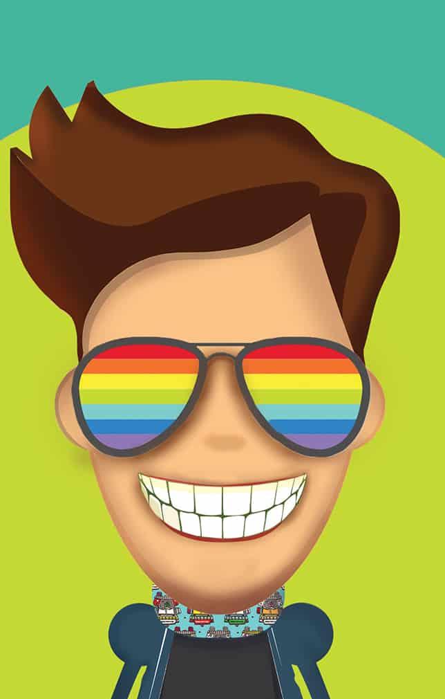 Mangobaaz is gay