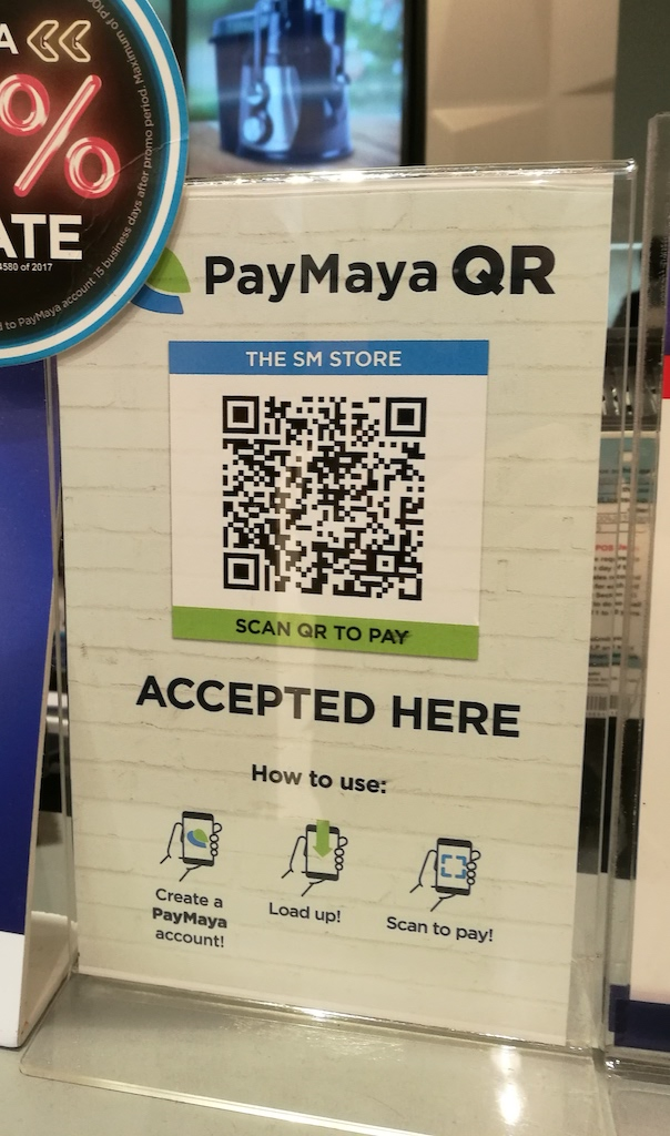 It's so easy to shop and scan using PayMaya QR code!!!