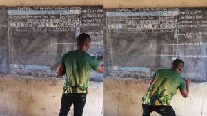 Microsoft Honor A Ghanaian Computer Teacher