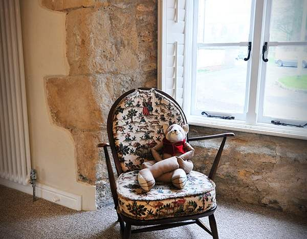Byre Cottage Feature Window