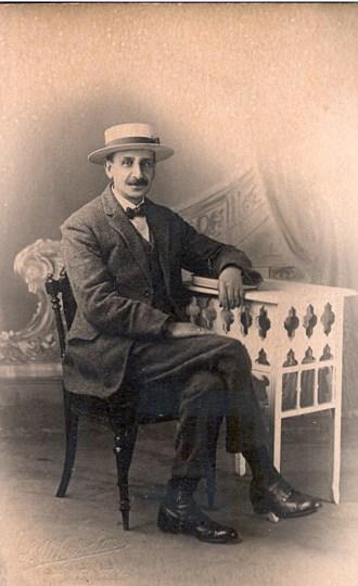 Edward Hetreal Titheradge (b1877 d 1942)