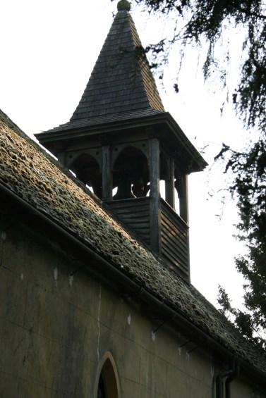 Bell Tower at Kilmeston Church
