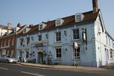 The Swan Hotel, West Street, New Alresford