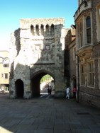 West gate Winchester