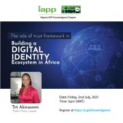 Join me at the Virtual Nigeria KnowledgeNet: 2 July 2021