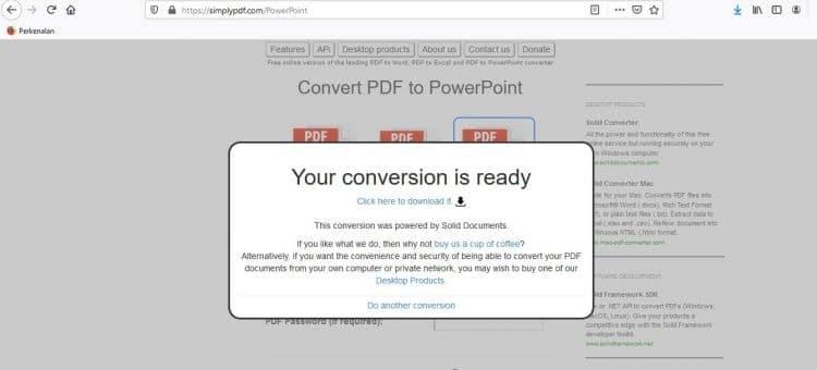 PDF ke PPT SimplyPDF Download