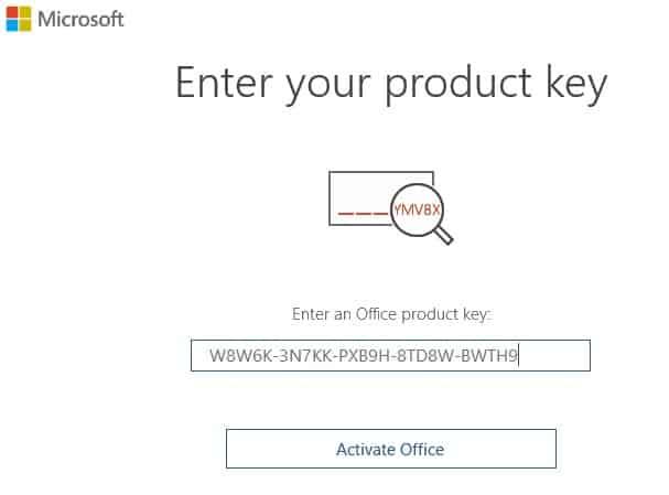 Cara Aktivasi Office 2019 Menggunakan Serial Number