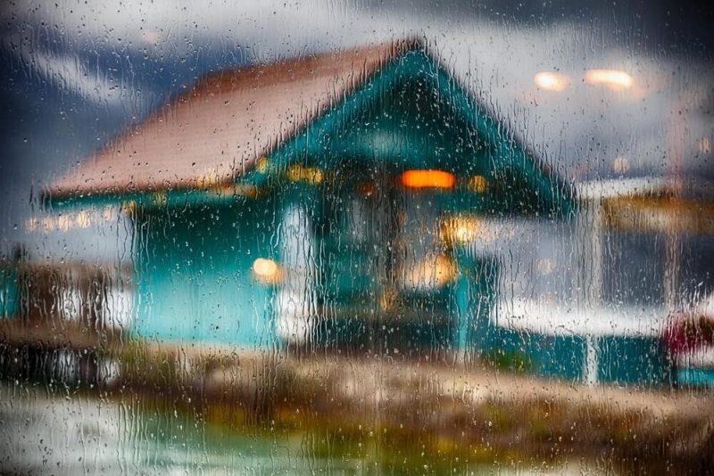 Puisi hujan kematian