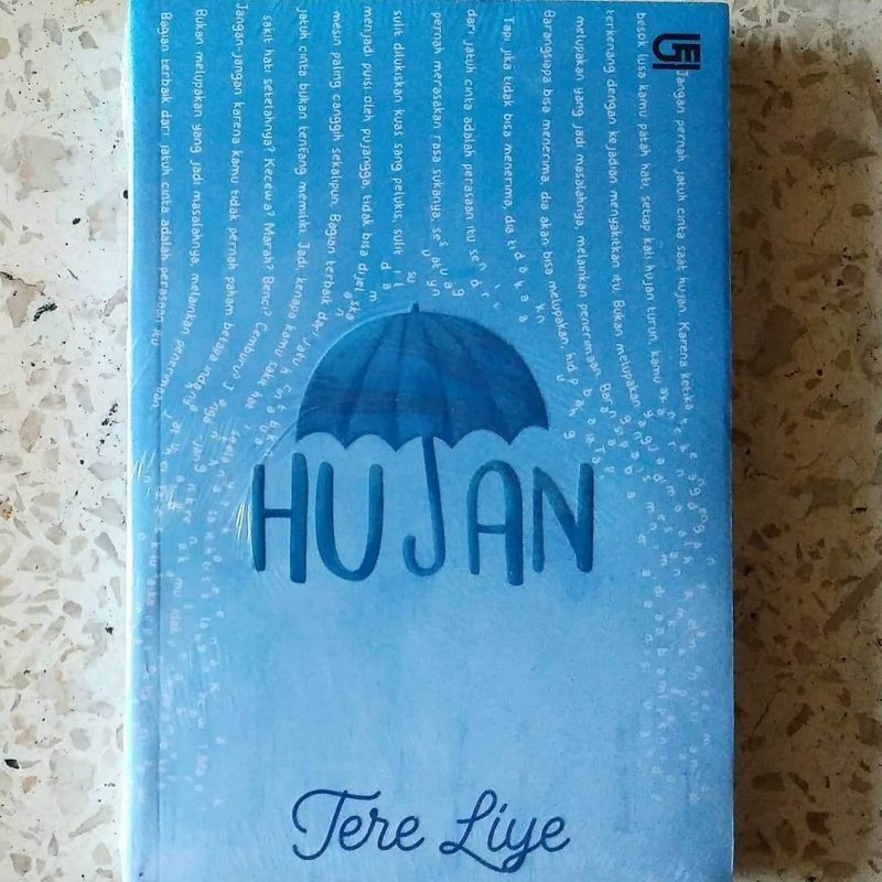 Novel hujan karya tere liye