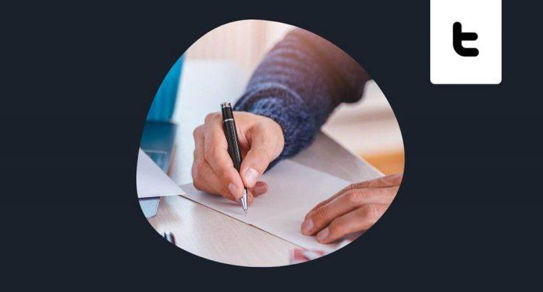 Photo of Cara Membuat Surat Lamaran Kerja