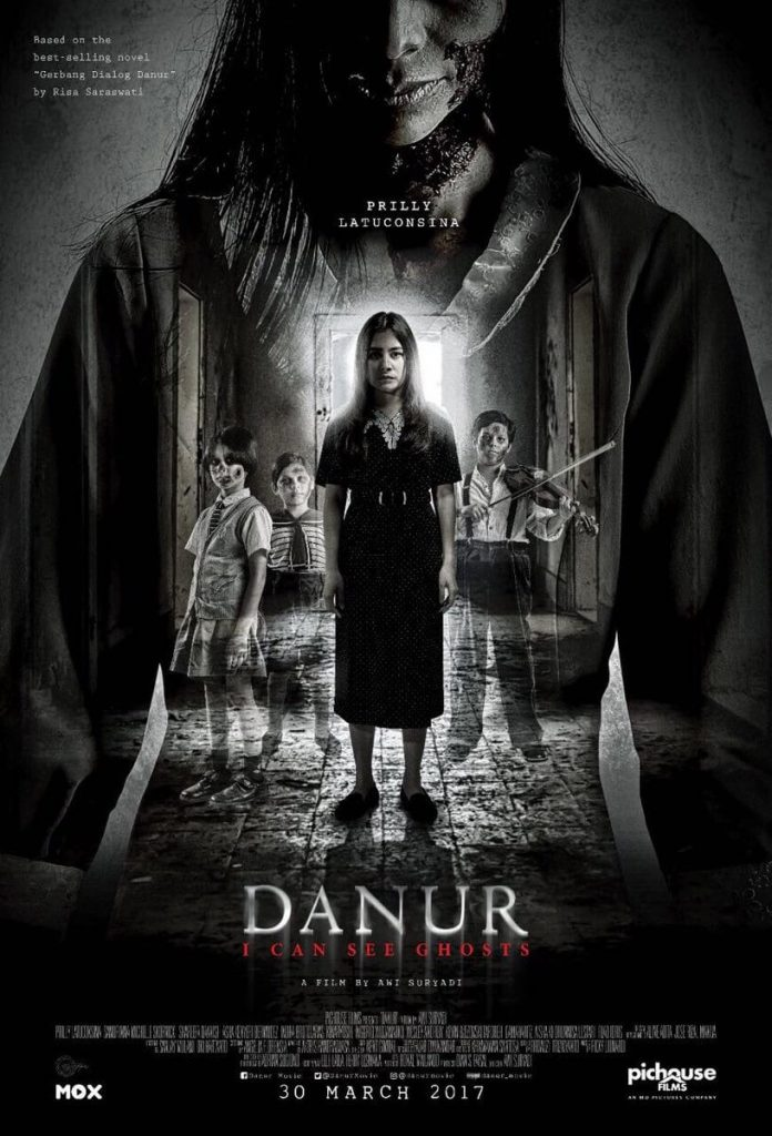 Poster Film Danur I Can See Ghost