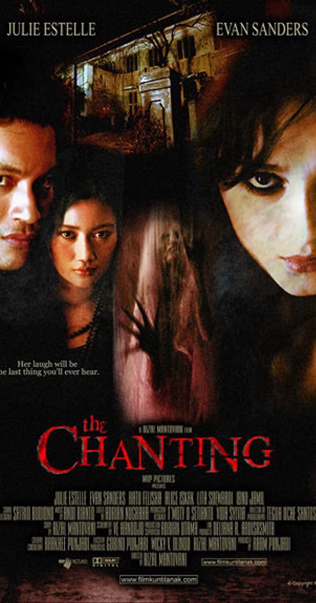 Poster Film Kuntilanak (The Chanting)