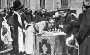 Alfonso XIII - Gran Vía - Inicio Obras 2